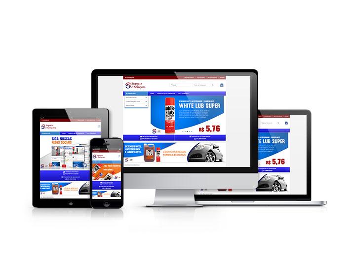 e-commerce multi plataforma Suporte e Soluções
