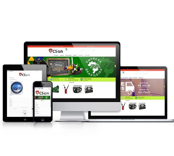 novo site CS Gift