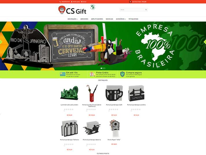Home site Cs Gift