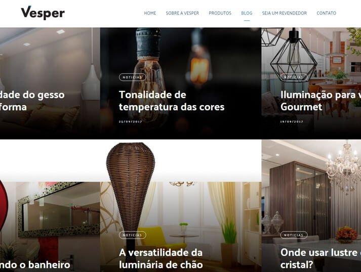 blog site vesper