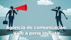 ilustração de comunicação
