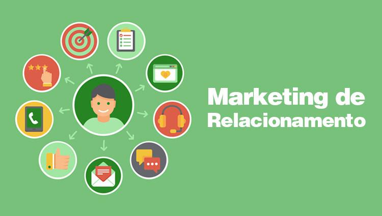imagem marketing de relacionamento