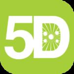 Logo - 5D